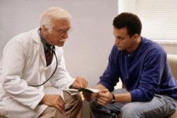 Посещение врача для разрешения на употребления препарата