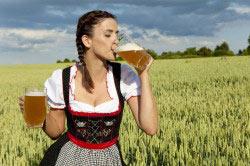 Разрешенное количество пива - 2 кружки в день