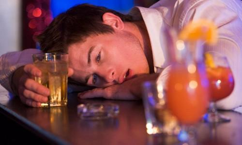 Пьяный муж