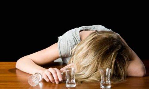 Тяга к алкоголю