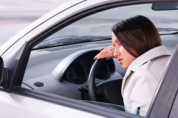 Нахождение за рулем в нетрезвом состоянии