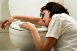 Отравление алкоголем после применения алгоминала