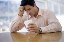 Тошнота и рвота, причины совмещения адаптола и алкоголя