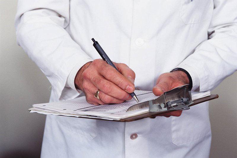 Консультация врача по поводу дозировки препарата