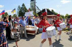 Празднование дня Трезвости в Петербурге