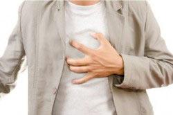 Боль в грудной клетке как побочный эффект после приема Глутаргина