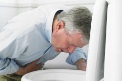 Рвота у пациента