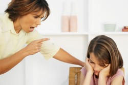 Возмущенная мама