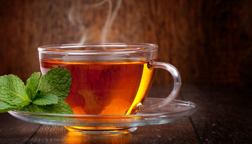 Чай с препаратом