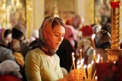 Использование церковных свечей