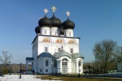 Регулярное посещение храма