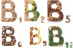 Польза витаминов группы B