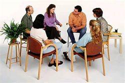 Обсуждение проблемы у психолога