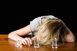 Непреодолимая тяга к алкоголю