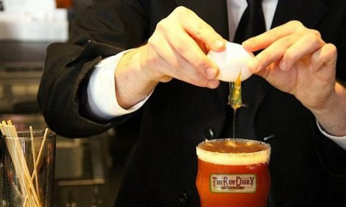 Антипохмельный коктейль