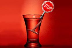 Доброволный отказ от алкоголной зависимости