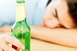 Губительное влияние пива