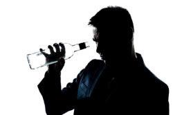 Неумение контролировать количество спиртного