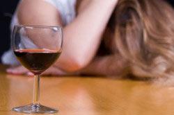Отказ от употребления алкоголя