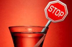 Токсикация алкоголя