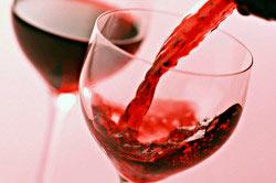 Употребление красного вина каждый день