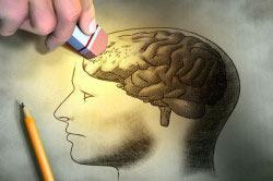 Высыхание мозга