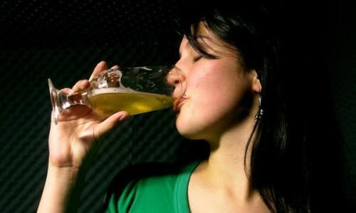 Вред пива на организм женщины