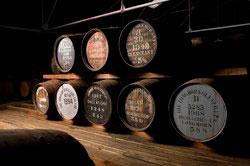 Виски в бочке