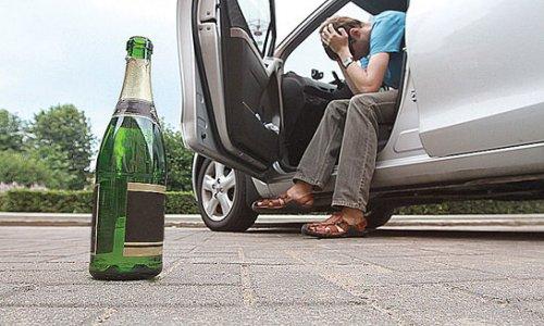 Пьянство на дорогах