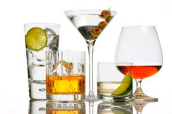 Спиртные напитки