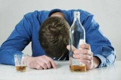 Плохое самочувствие после спиртного