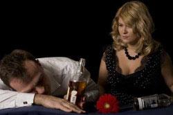 Разговор с алкоголиком