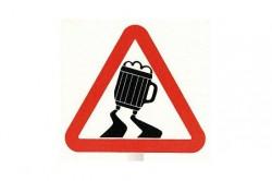 Опасность вождения после употребления пива
