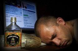 Употребление алкогольных суррогатов