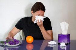 Аллергия на цитрусы