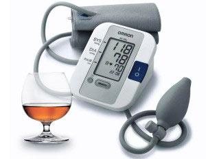 Алкоголь и давление