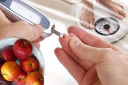 Быстрый набор веса при диабете, вызванном алкоголем