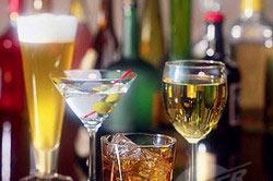 Легкие напитки