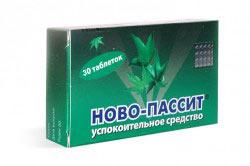 Препарат Новопассит