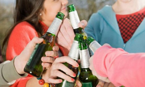 Традиционное бытовое пьянство