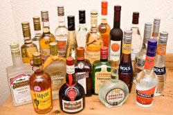 Качественные алкогольные напитки