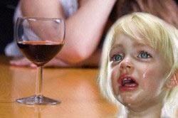 Влияние алкогольной зависимости родителей на детей