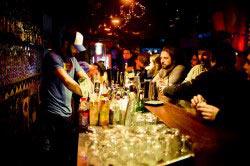 Продажа алкоголя в клубах