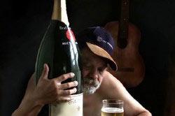 Увеличения дозы алкоголя