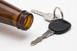 Принятие алкоголя за рулем