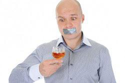 Алкоголь воспринимается как яд