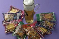 Влияние копченых закусок к пиву на массу тела