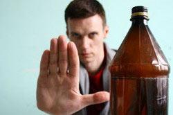 Отказ от пивных напитков