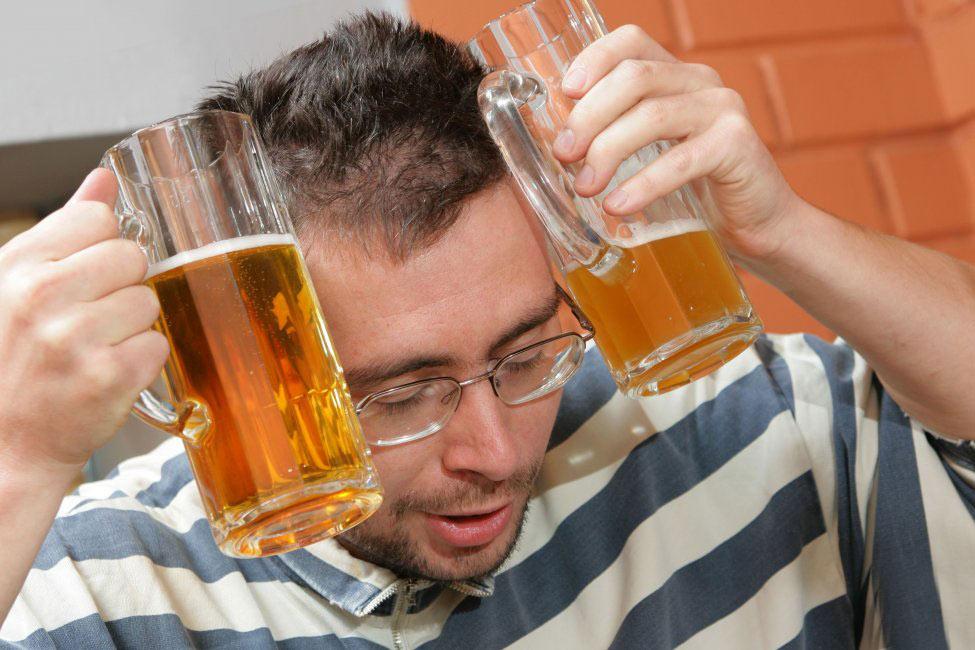 Как убрать опухоль с лица после пьянки