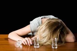 Медленное выведение алкоголя